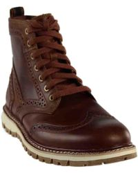 Timberland - Britton Hill Boots - Lyst