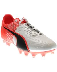 PUMA - Evospeed 3.5 Leather Fg - Lyst