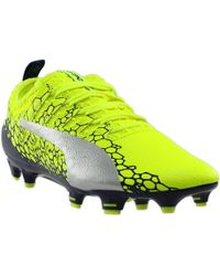 a3ea0422f Lyst - PUMA Evopower Vigor 1 Graphic Fg Men s Firm Ground Soccer ...