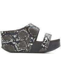 Volatile Abbington Sandal - Black