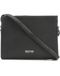 Kenneth Cole Reaction All Access Satchel - Black