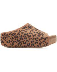 Volatile Lenore Sandal - Brown