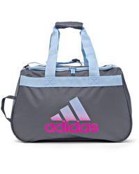 adidas Diablo Small Duffel Bag - Blue