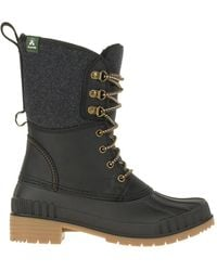 Kamik Sienna F2 Snow Boot - Black