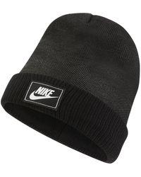 Nike - Nsw Futura Winter Beanie - Lyst