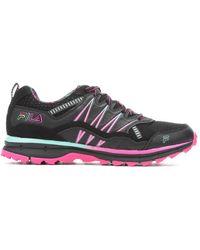 Fila Evergrand Tr Evo Athletic Shoe - Black