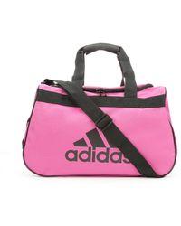 adidas Diablo Small Duffel Bag - Pink