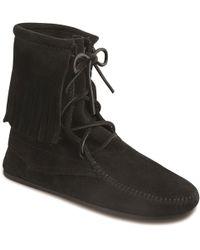 Minnetonka | Tramper Ankle Hi Boot | Lyst