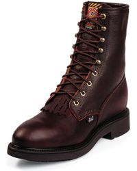 Justin Boots - Conductor Briar St 8 - Lyst