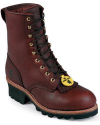 Chippewa Boots - Baldor Redwood Insulated St - Lyst