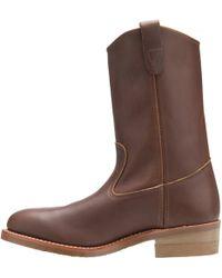 Double H Boot - 10 Inch Steel Toe Ranch Wellington - Lyst