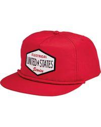 "San Diego Hat Company - Electrical Service"" Baseball Cap Slw3577 - Lyst"
