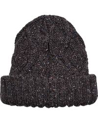 San Diego Hat Company - Cable Knit Beanie With Cuff Knh3456 - Lyst