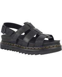 Dr. Martens - Yelena Strappy Sandal - Lyst