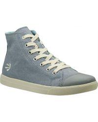 Burnetie - High Top Sneaker 450272 - Lyst