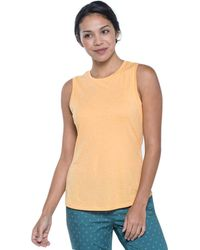 Toad&Co - Tissue Vented Tank - Lyst