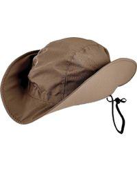 44e9e054ffa San Diego Hat Company - Side Hook And Loop Boonie Hat Ocm4624 - Lyst