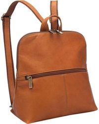 LeDonne Verella Backpack - Brown