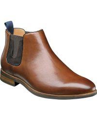 Florsheim - Uptown Plain Toe Gore Chelsea Boot - Lyst
