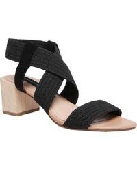 c2a242c4ebb Lyst - Steven by Steve Madden Release (black Multi) Women s Sandals ...