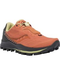 Saucony Peregrine 11 St Trail Running Sneaker - Multicolor
