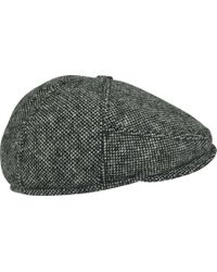 b0edc6cc Polo Ralph Lauren Tweed Leather Sport Cap in Natural for Men - Lyst