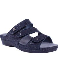 Helle Comfort Tamani Strappy Sandals - Black
