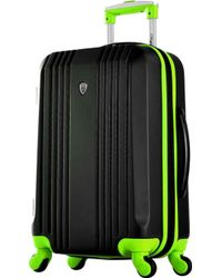 """Olympia - Apache Ii 21"""" Carry-on Suitcase - Lyst"""