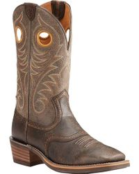 Ariat - Heritage Roughstock Wst - Lyst