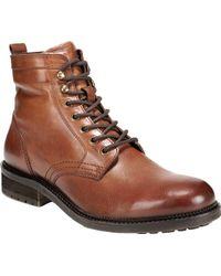 Dr. Scholls - Calvary Lace Up Boot - Lyst