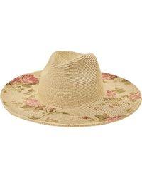 c2162244a31e3 San Diego Hat Company - Paper Ultra Braid Sun Hat Ubl6824 - Lyst