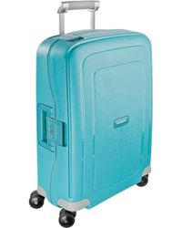 """Samsonite - S'cure Spinner 20"""" Carry-on - Lyst"""