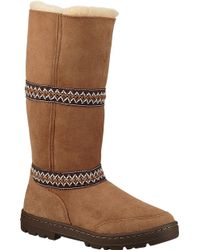 UGG - Sundance Revival Leather Boot - Lyst