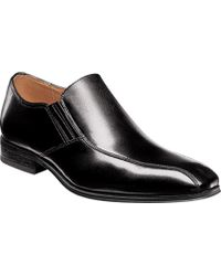 d553a887f19 Lyst - Prada Bicycle Toe Penny Loafer in Black for Men