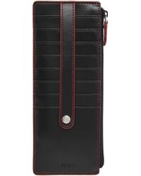 Lodis - Audrey Rfid Credit Card Case With Zipper Pocket - Lyst