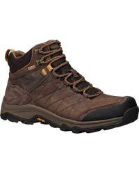 Teva - Arrowood Riva Mid Wp Hiking Boot - Lyst