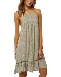 O'neill Sportswear - Jenelle Dress - Lyst