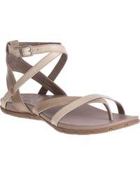 78d07df60eb8 Chaco - Juniper (spice) Women s Sandals - Lyst