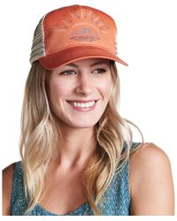 Toad&Co - Stretch Cord Trucker Hat - Lyst
