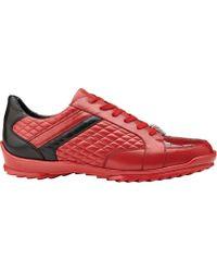 Belvedere Joel Sneaker - Red