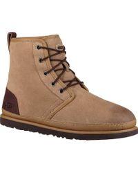 UGG - Harkley Waterproof Leather Boot - Lyst