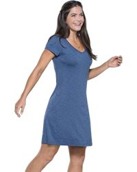 Toad&Co - Marley Short Sleeve Dress - Lyst