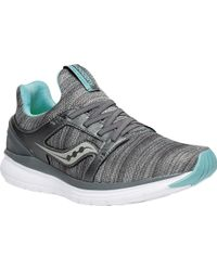 info for a92b2 2cff9 Saucony - Stretch And Go Ease Sneaker - Lyst