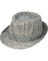 Henschel - Fedora 3930 Hat - Lyst