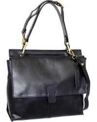 Nino Bossi - Jania Leather Shoulder Bag - Lyst