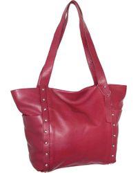 6b94a6fec6 Nino Bossi - Bethanie Leather Tote Bag - Lyst