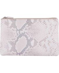 Lodis - Sweet Honey Rfid Flat Pouch - Lyst