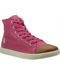 Burnetie | High Top Sneaker 450272 | Lyst