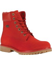 """Lugz - Convoy Water Resistant 6"""" Work Boot - Lyst"""
