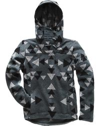 The North Face - Crescent Hooded Pullover - Lyst